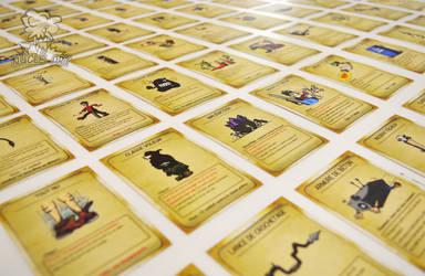 Yaaarg ! Crystal Rush Cards 2