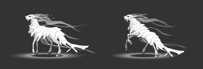 Elemental Spirit of Impassivity by Tybira