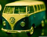 Wallpapers    Volkswagen Bus BY: TFL