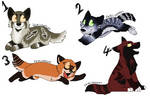 Cheap puppy batch #1 Points/Trade ::CLOSED: