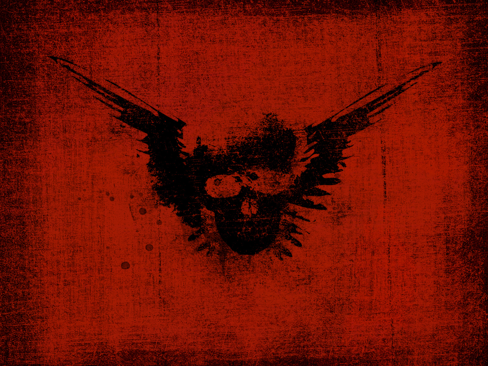 red skull wallpaper by muskawo on