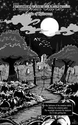 Pumpkin Cat'ch - A Halloween Inspired Story: pg1 by oGuttermoutho