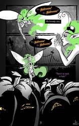 Pumpkin Cat'ch - A Halloween Inspired Story: pg3 by oGuttermoutho