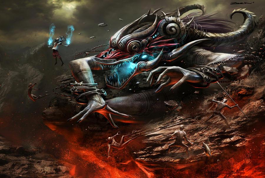 The Final Summon by Zeen84