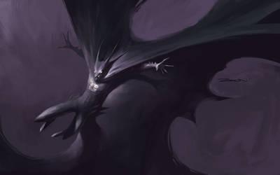 Batman by ZeenChin