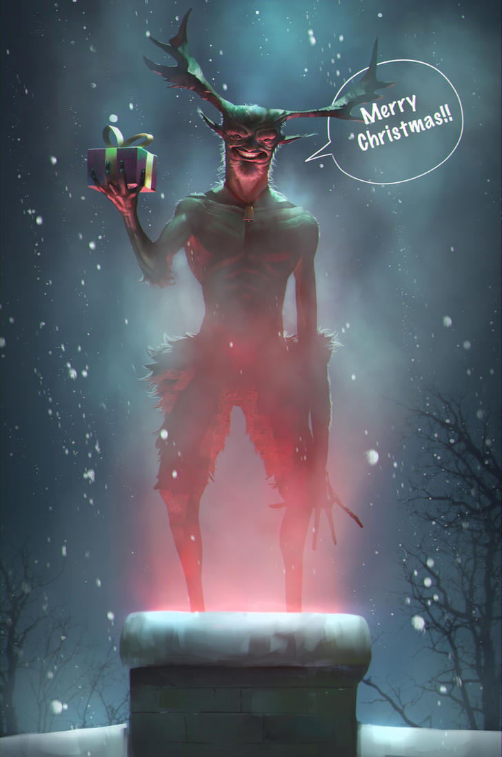 Merry Christmas!! by Zeen84