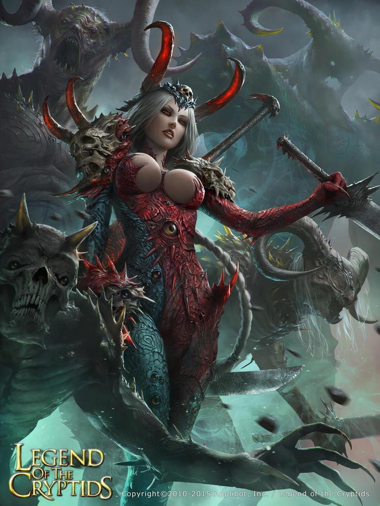 Byrdy, Confidant of Satan by Zeen84