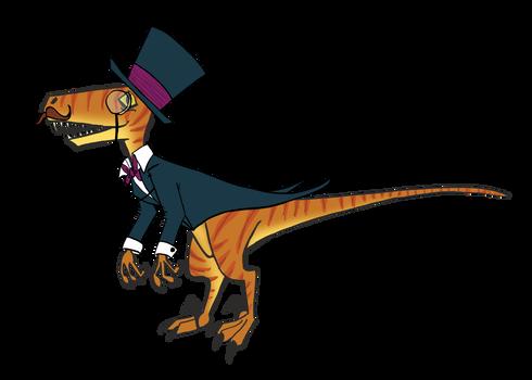Velociraptor Character