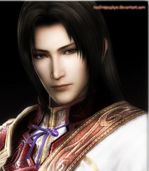 Dynasty Warriors 8: Zhou Yu (Close Up) by nadinepazkye on DeviantArt Zhou Yu Dynasty Warriors 8