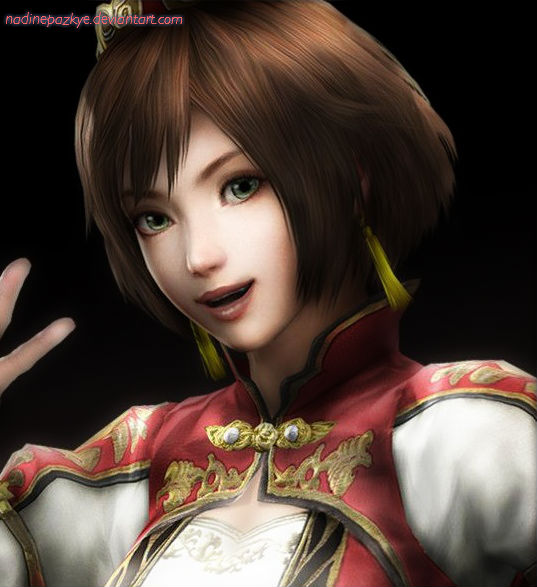 Warriors Orochi 4 Dlc Free Download: Dynasty Warriors 8: Sun Shang Xiang (Close Up) By