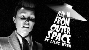 Plan 10 From Outer Space!! -- NEW COMIC