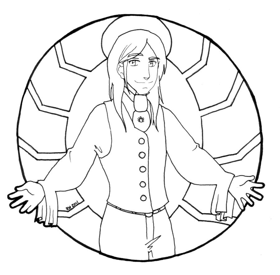 Weaver of Murmurs - commission