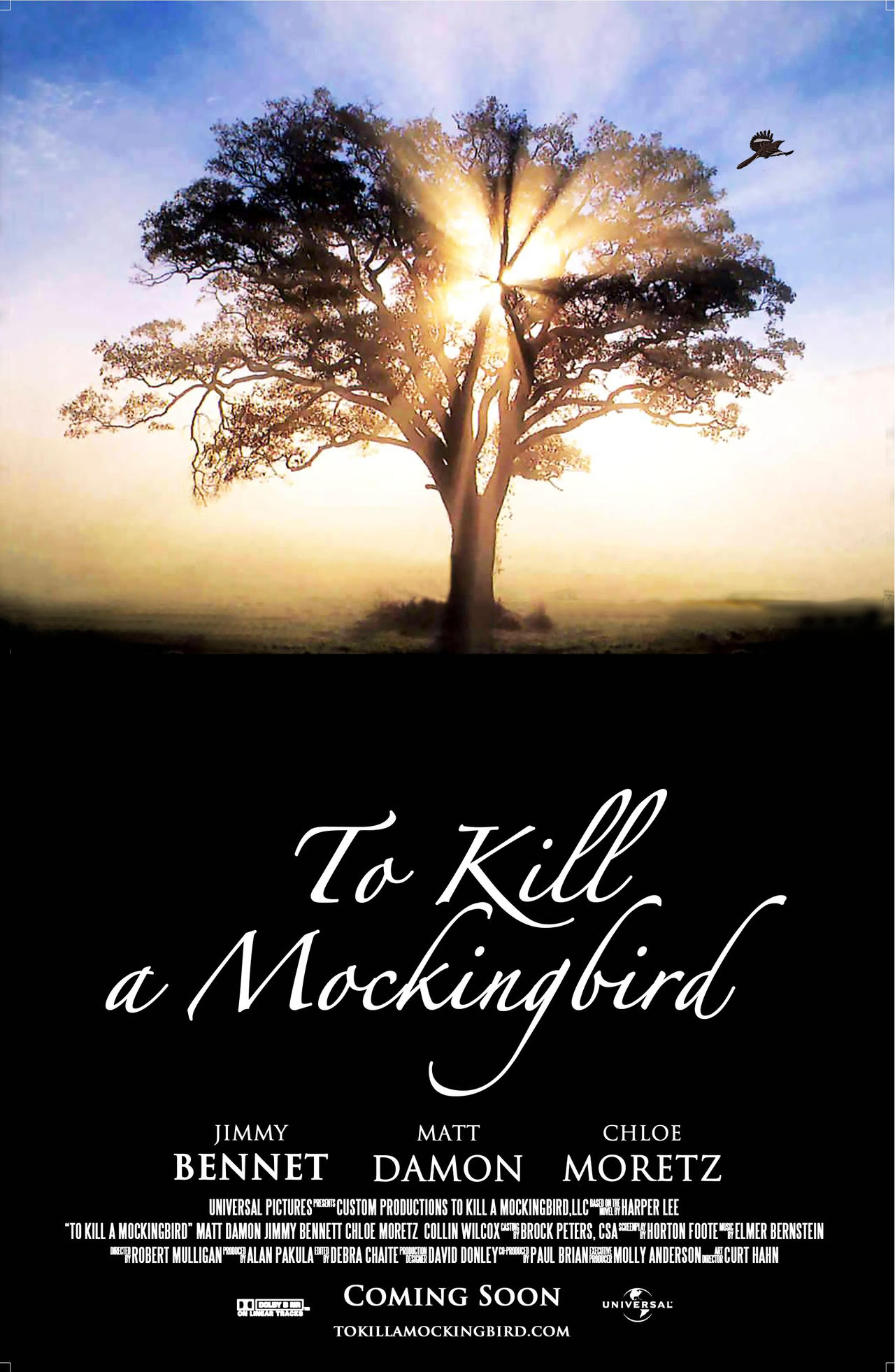 To kill a mockingbird link deas