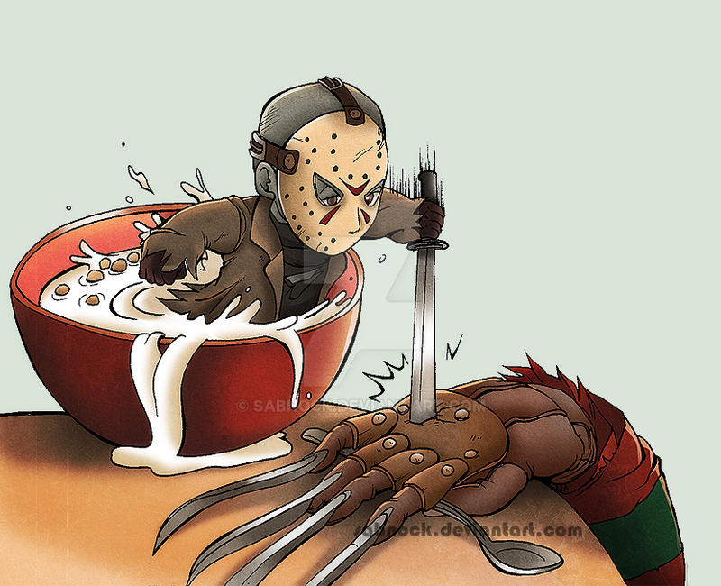 Cereal Killer... by Sabnock