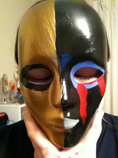 Antigone Mask Project | www.imgkid.com - The Image Kid Has It!
