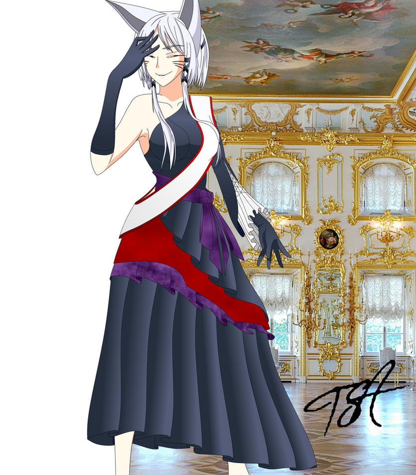 Shinano DRESS FINAL by DawnAboveHeaven