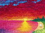 Sunset treasure