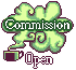 Green Tea: Commission Open by Sharkysaur