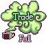 Green Tea: Trade Full by Sugar-Bells