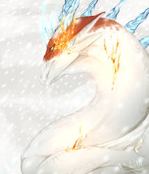 Ice And Fire by NashiHoly