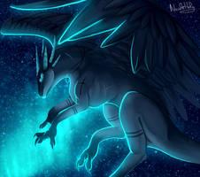 Aurora Borealis by NashiHoly