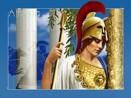 Athena by iizzard