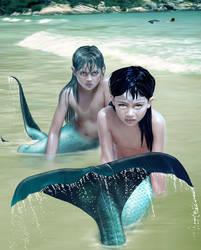 Aqua by iizzard