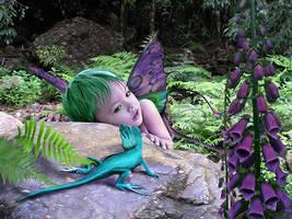 Lizard Gully by iizzard