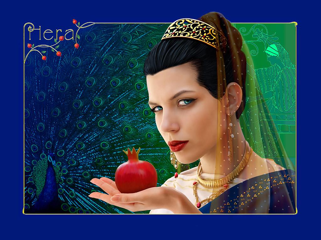 Hera: Queen of Heaven