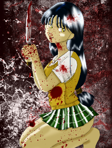 Sangue by tsuyuchan