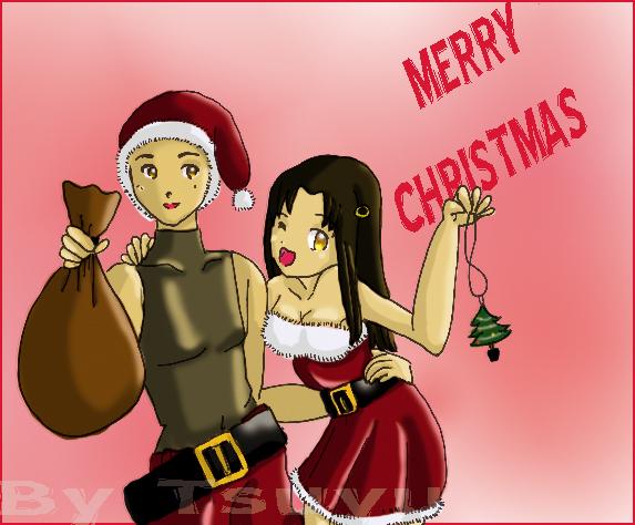 Buon Natale by tsuyuchan