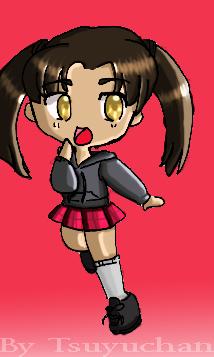 Mini Me by tsuyuchan