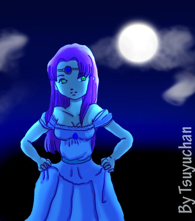 Luna by tsuyuchan