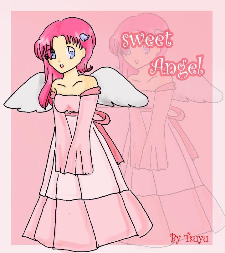 Sweet Angel by tsuyuchan