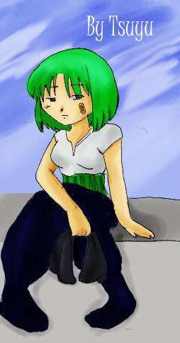 La figlia di Zoro by tsuyuchan