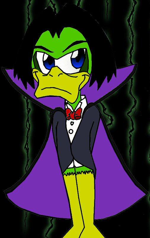 Mobian Duckula? by AmandaTaylor