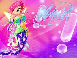 Tecna Mermaid by Kitty-Woods