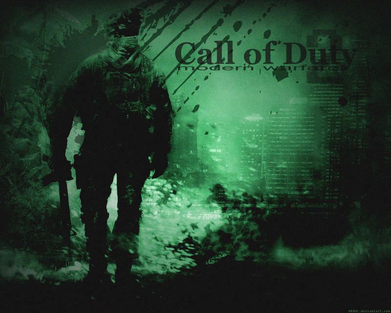 Call of Duty 6 wallpaper
