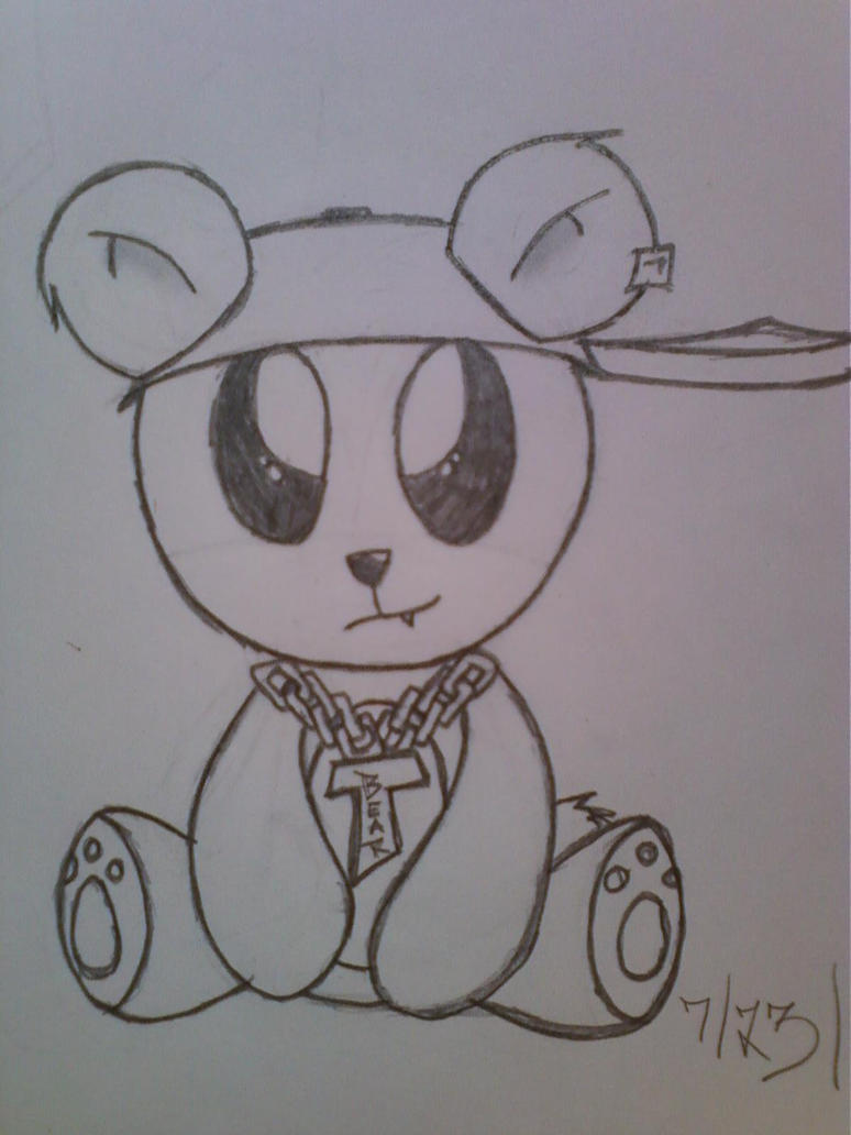 Cute TeddyBear by Rose-Fox on DeviantArt