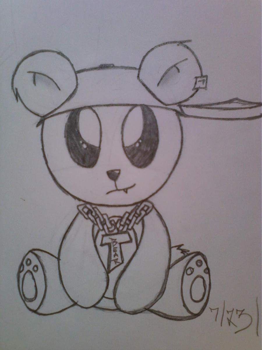 cute teddybear by rosefox on deviantart