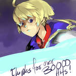 thanks for 30k by Minochi