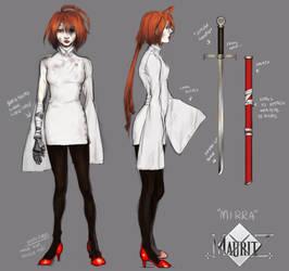 REF- Mirra by Minochi