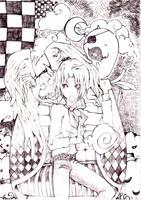 Messy Nightmare by Minochi