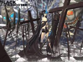 BLACK.ROCKSHOOTER by edenfox