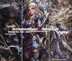 Alice in Necromancia opus 6 : Wonderland by edenfox