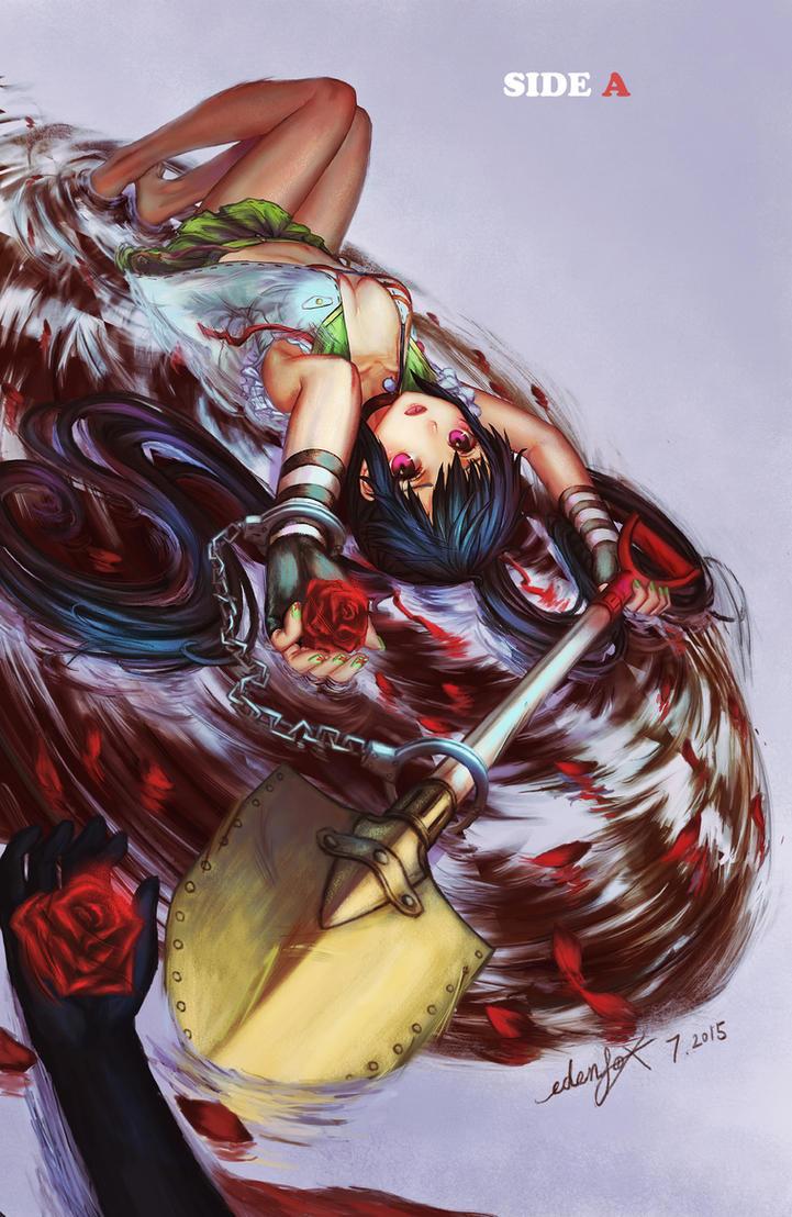 Kurumi Ebisuzawa Side A by edenfox