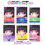 Osomatsu-san Icon or Page doll Free To Use