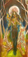 The Bone Carver by merriya