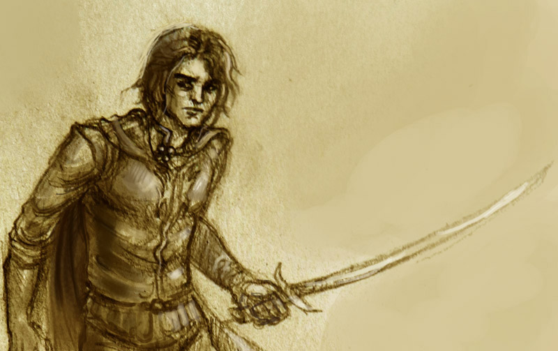 Rand Al'Thor by merriya
