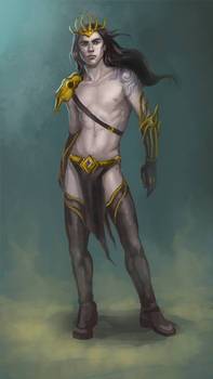 Skimpy Armor, version: Man